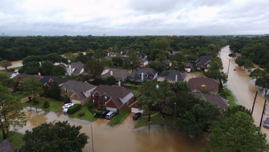 huracan Harvey houston recurso bbva