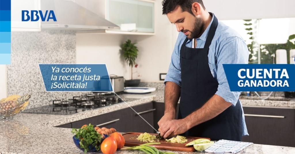 Oscar Pintos campaña Cuenta Ganadora