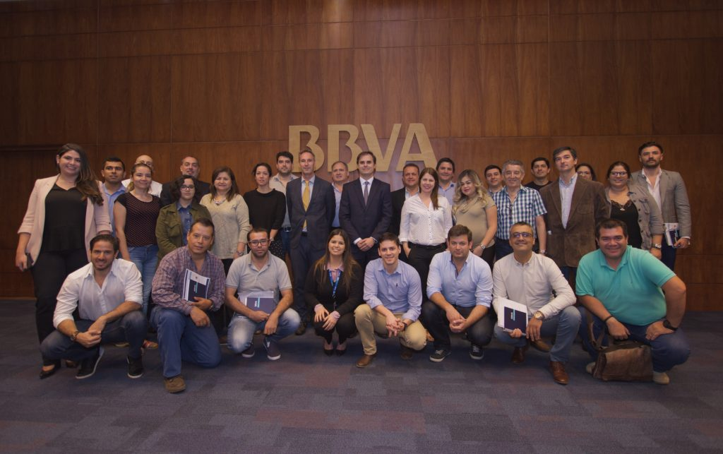 Participantes Pymes al Éxito 2017