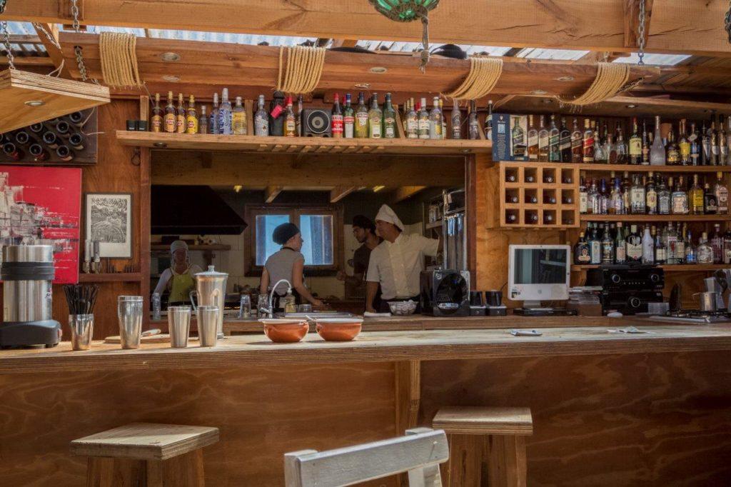 Restaurante parador Burdeos Uruguay
