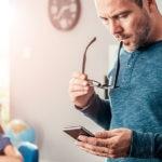 fotografía de aplicaciones finanzas personales app ahorro mobile banking bbva