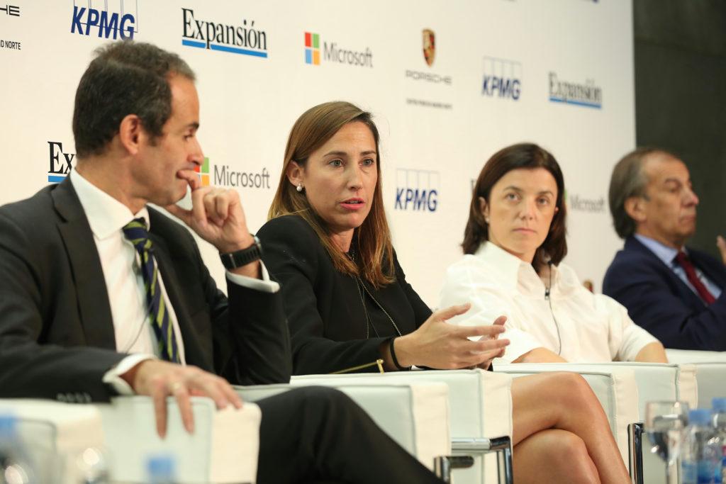 Beatriz Gimenez, directora de Estrategia de Nuevos Negocios Digitales de BBVA