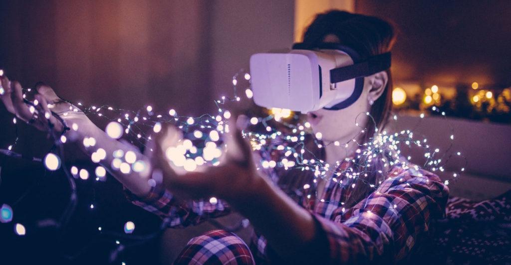 realidad virtual juego luz recurso bbva