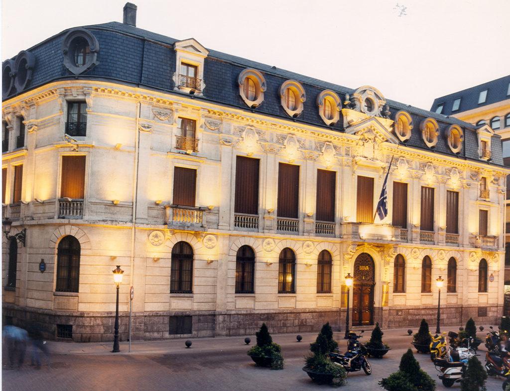 Sede social BBVA – San Nicolas 4 (Bilbao)
