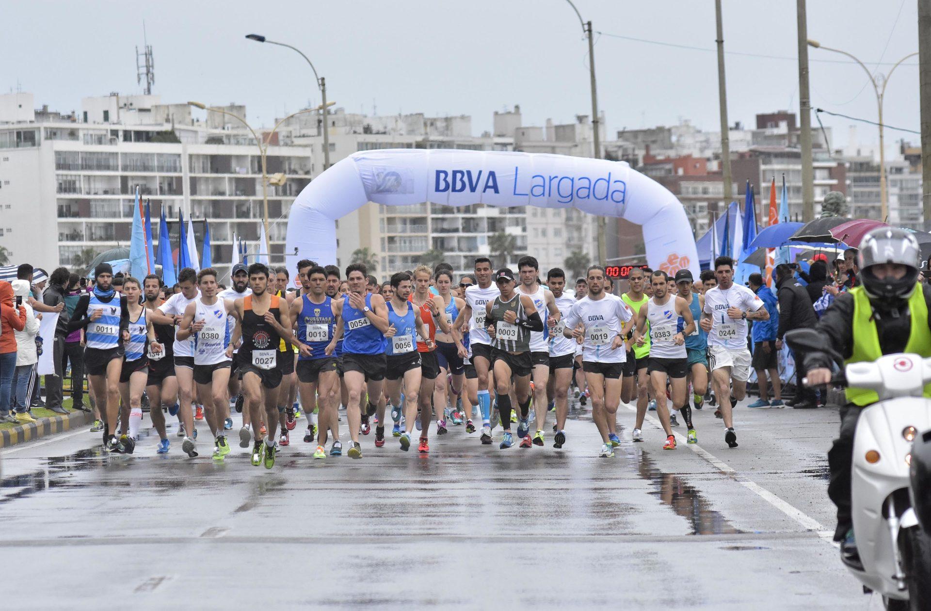 Carrera 7K BBVA Uruguay 2017