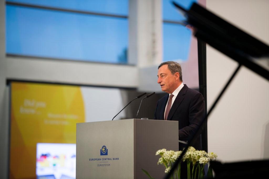 Mario Draghi - Banceo Central Europeo - BCE