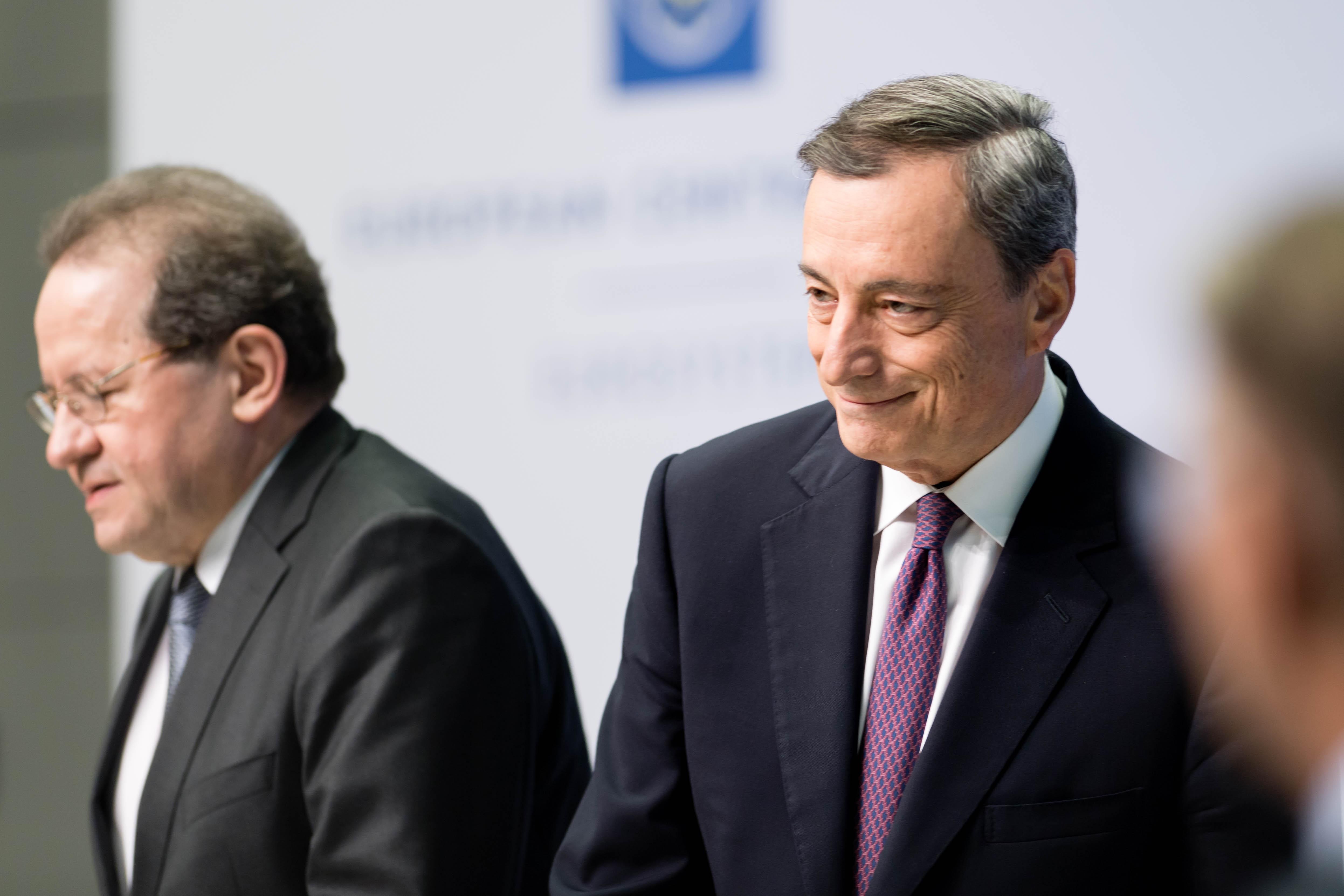 Mario Draghi - Banco Central Europeo