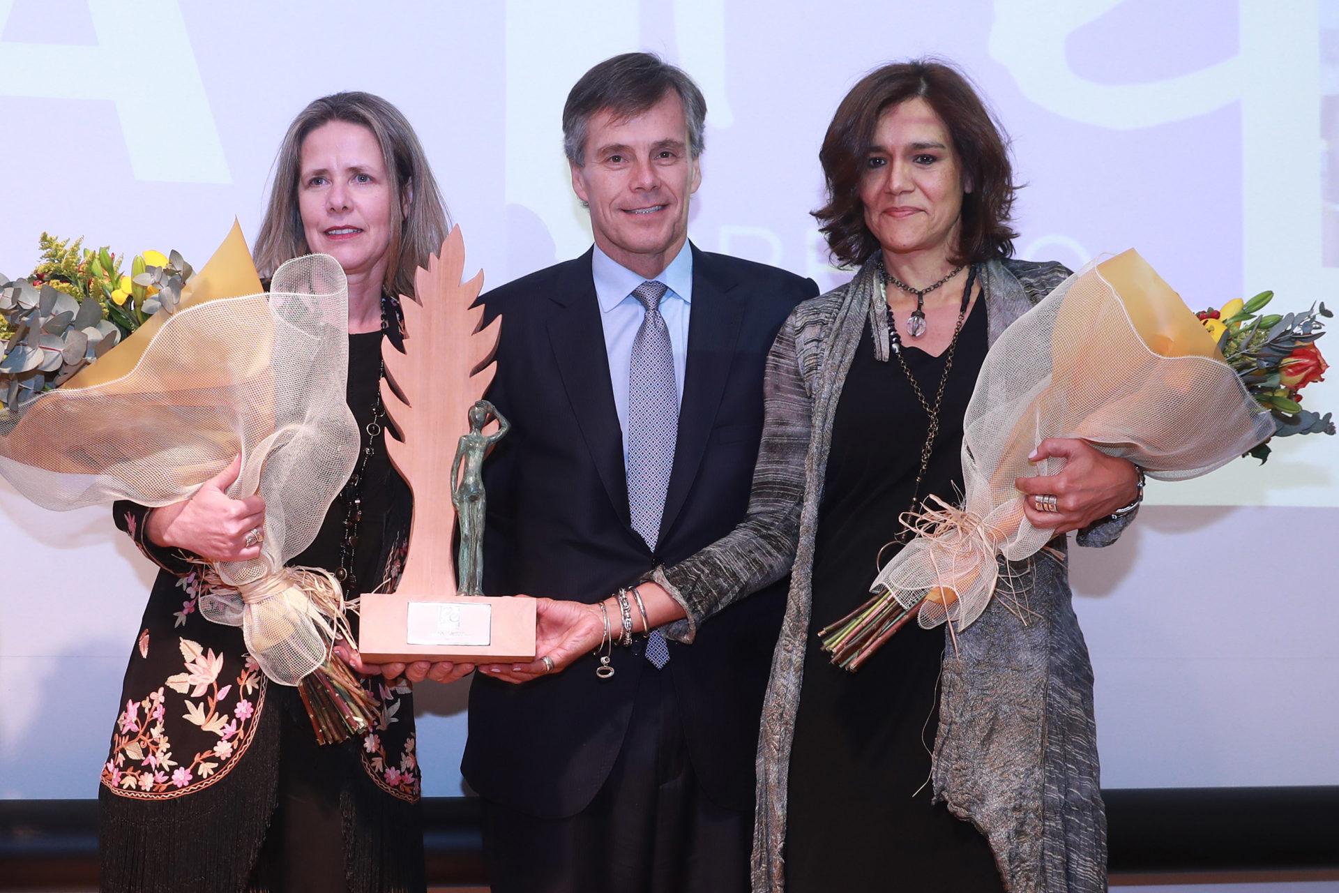 Imagen de Manuel Olivares BBVA Chile Premio Mujeres Empresarias 2017