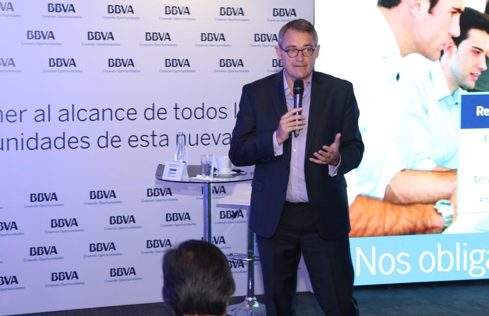 FOTOGRAFÍA DE óscar Cabrera BBVA COLOMBIA