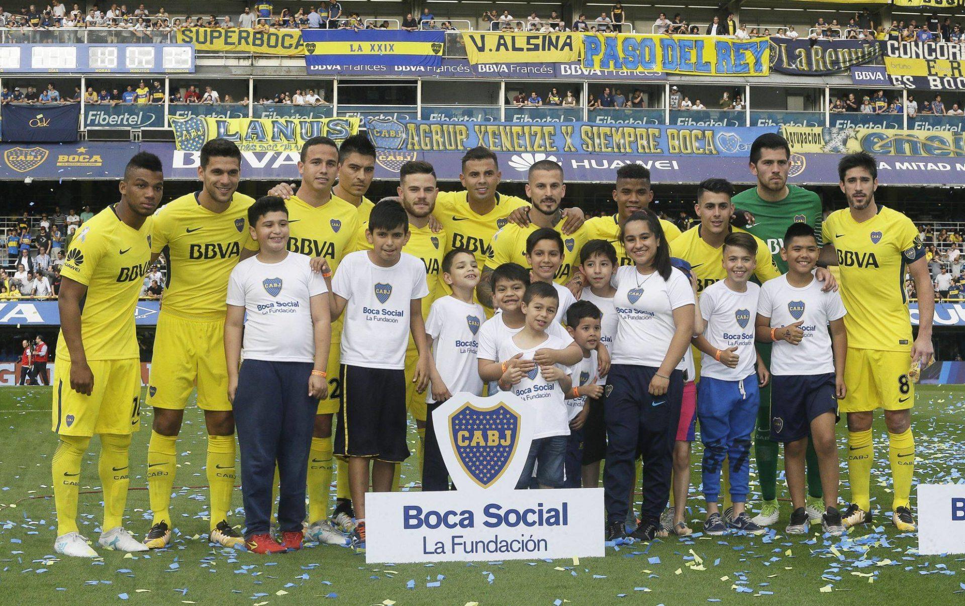 Boca 4 Belgrano 0