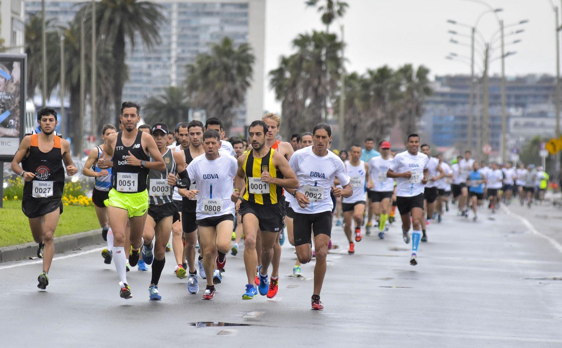 Gran participación Carrera 7K BBVA Uruguay