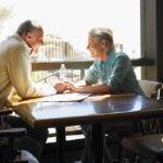 Imagen de Pensiones jubilación BBVA Ancianos, jubilados