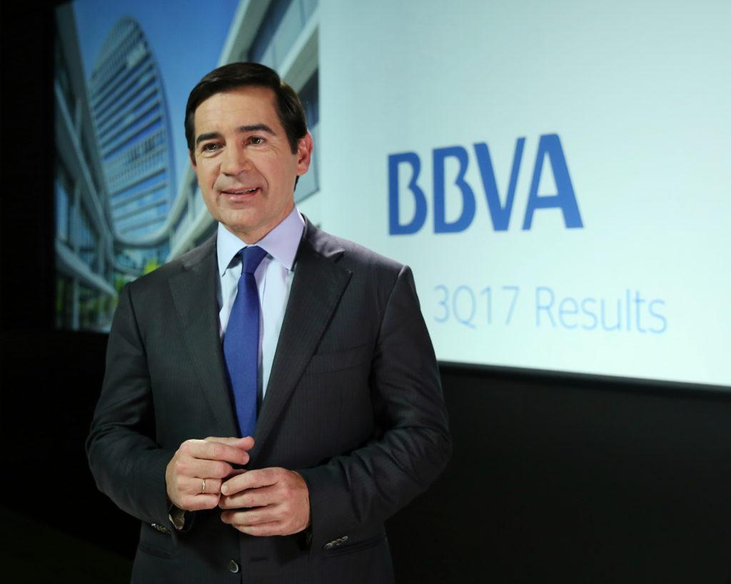 Carlos Torres Vila - Consejero delegado BBVA