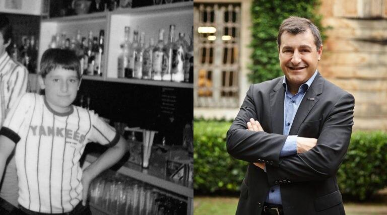 Josep Roca antes y ahora BBVA