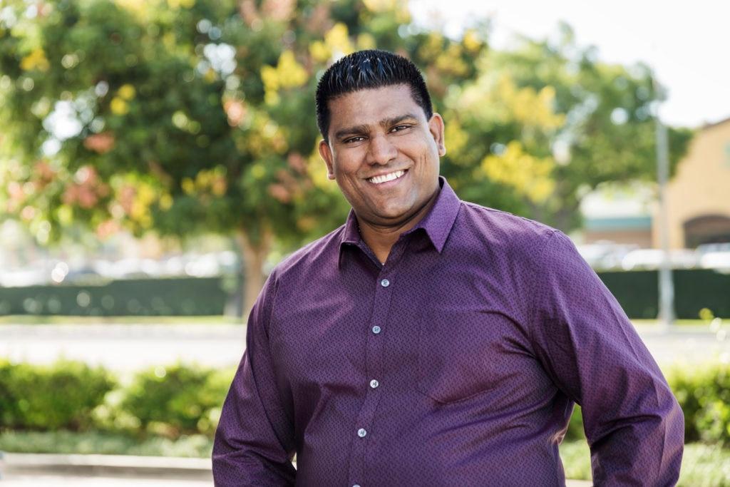 Employee Spotlight: Dinuk Perera