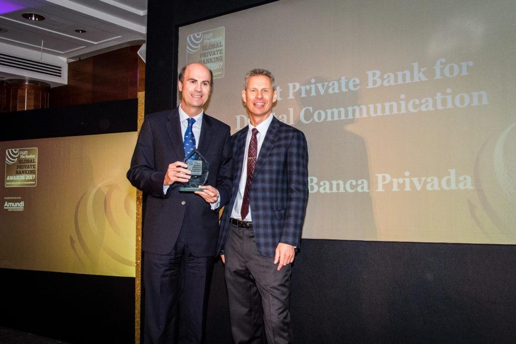 Imagen de Premios The Banker de Banca Privada