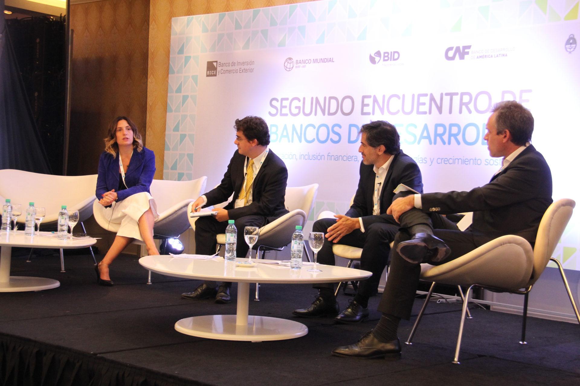 Expone Carina Allendes, Executive Director Global Trade & International Banking en BBVA,