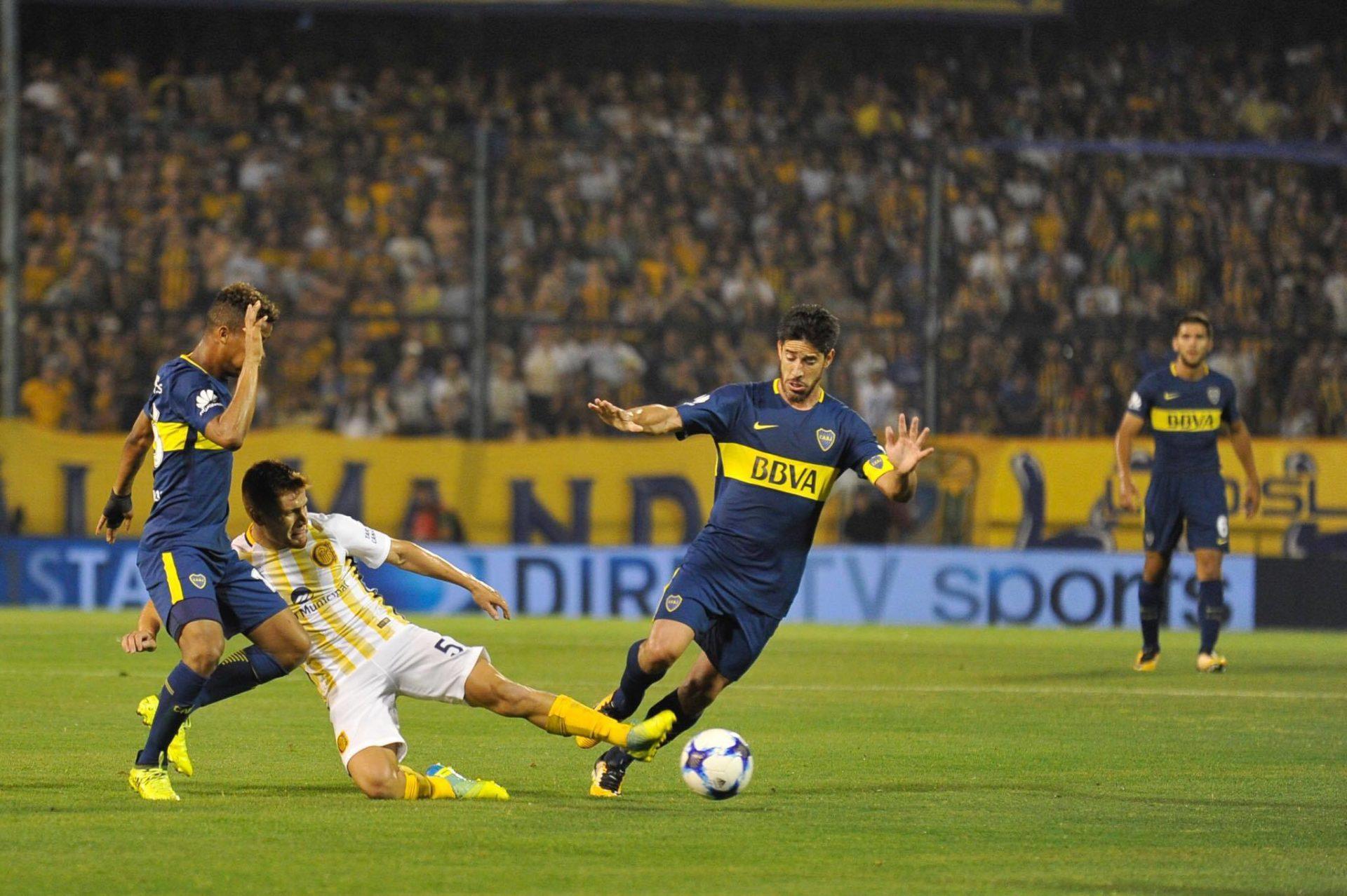 Rosario Central 1 - Boca Juniors 0