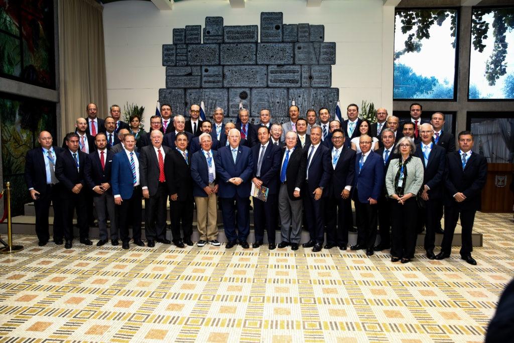 consejeros-con-el-presidente-de-israel-reuven-rivlin-1