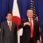 Donald-Trump-Shinzo-Abe-Malcolm-Turnbull-efe-bbva.