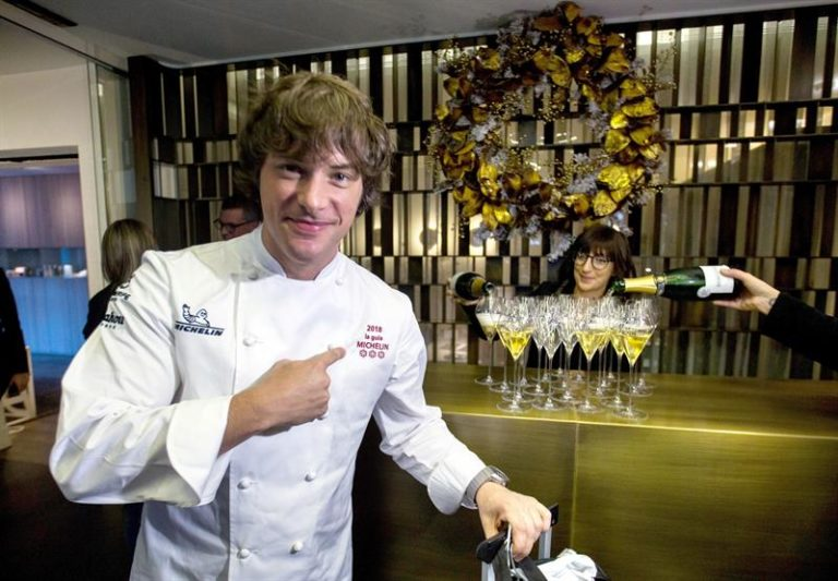Jordi Cruz tres estrellas Michelin BBVA