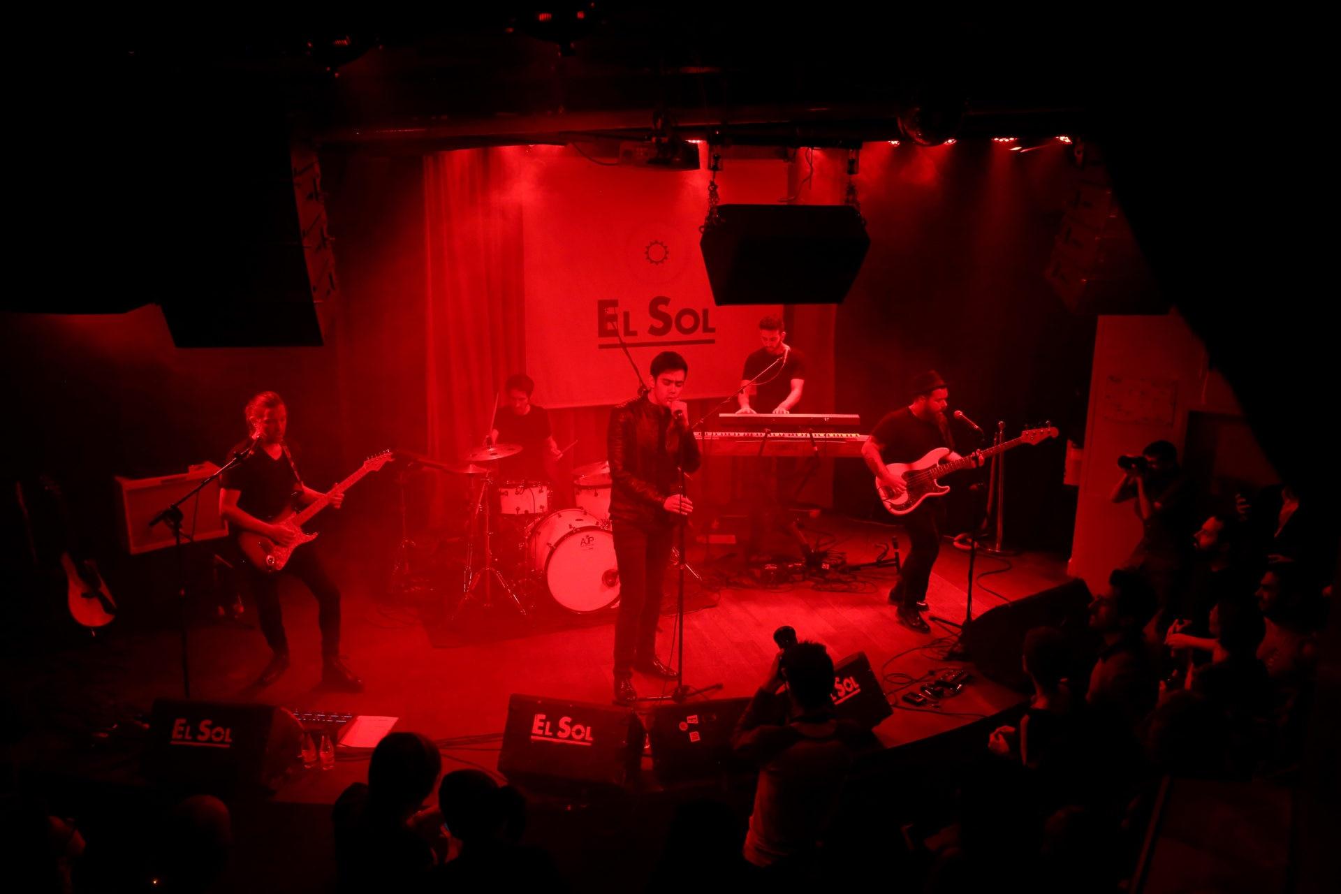 Maico presenta el How We Dream Tour en Madrid 5