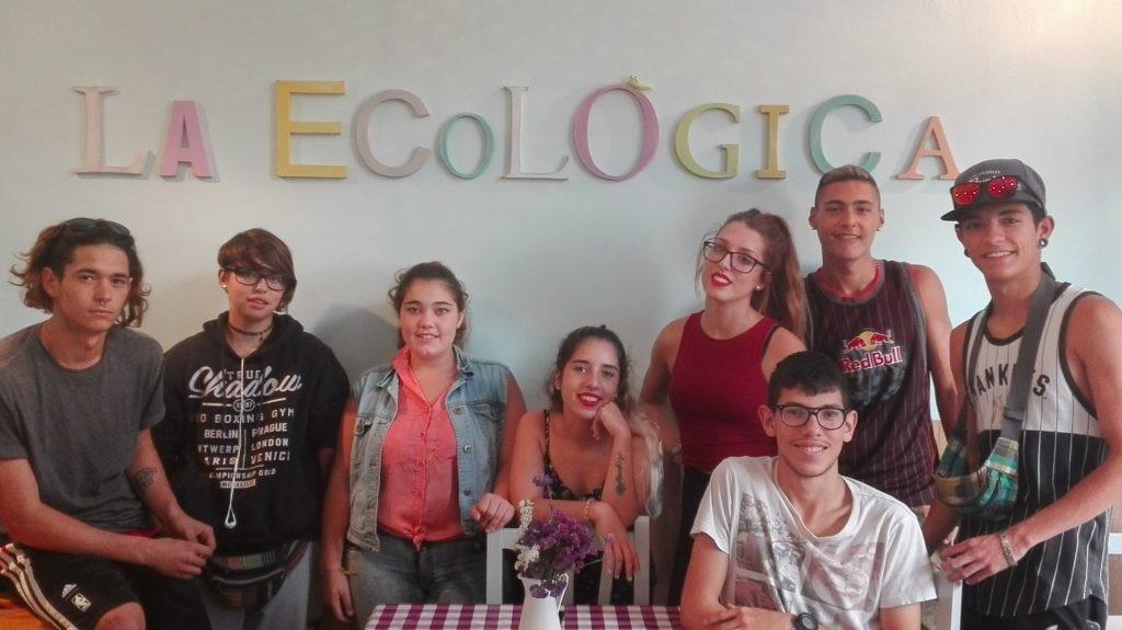 Pizzería escuela La Ecológica_emprendimiento social_BBVA Momentum