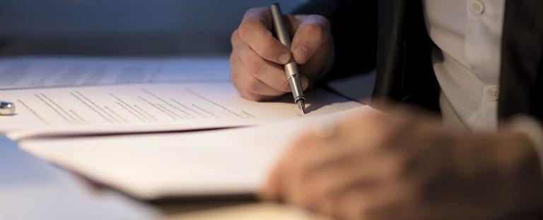 herencia testamento firma donación recurso BBVA