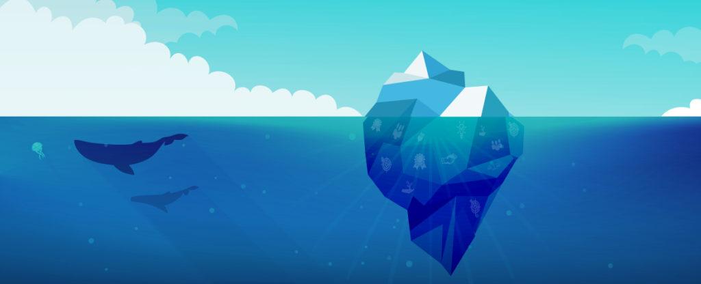 fondo de comercio-iceberg-recurso-fondo-de-comercio-bbva- flujos-de-caja-balance-contable-empresa