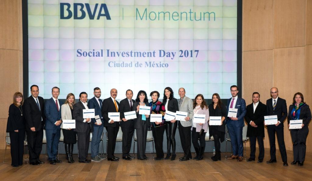 Mentores México de BBVA Momentum 2017