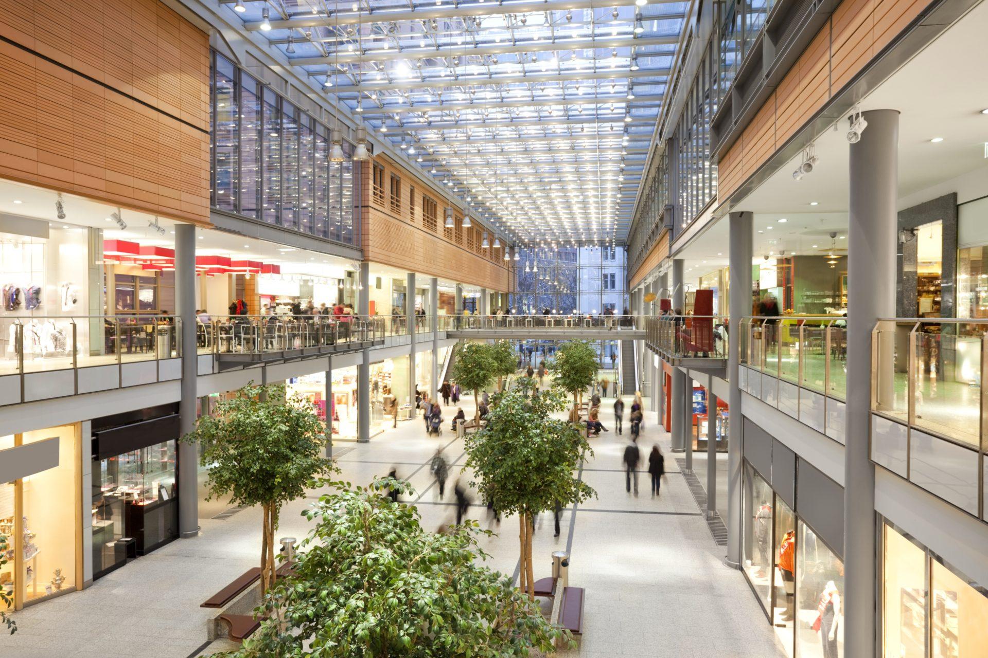 centro comercial recurso