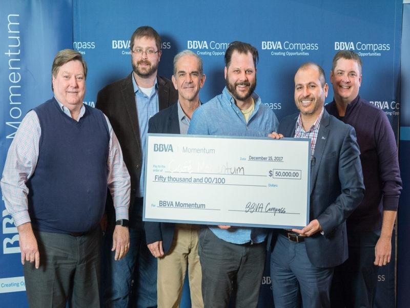 Dallas-based social entrepreneur takes home $50,000 prize as BBVA Momentum closes first season in U.S.