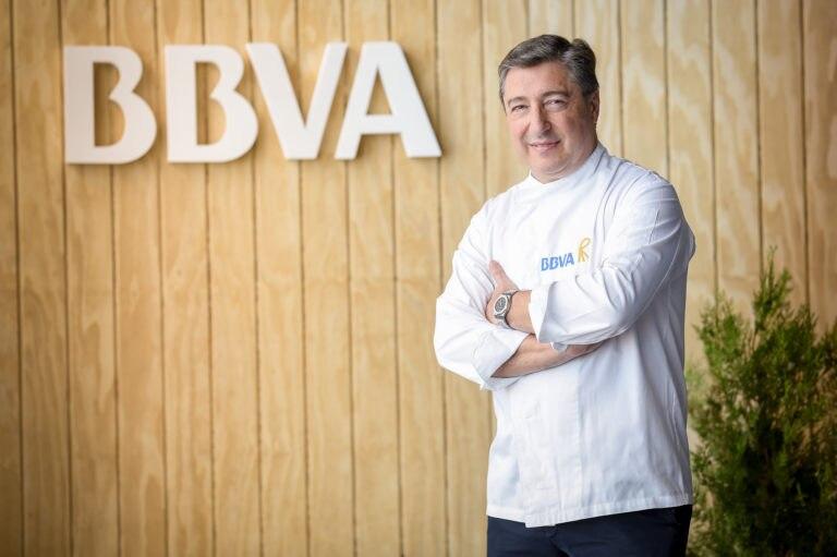 Joan Roca en BBVA Uruguay