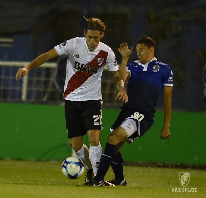 Gimnasia 2 - River Plate 1