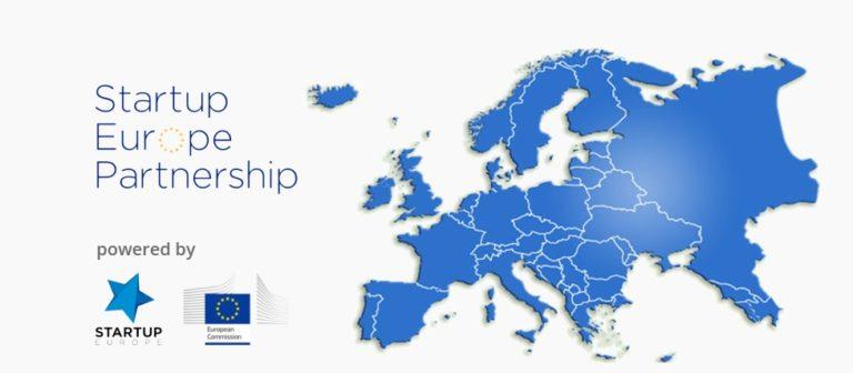 Startup Europe Partnership