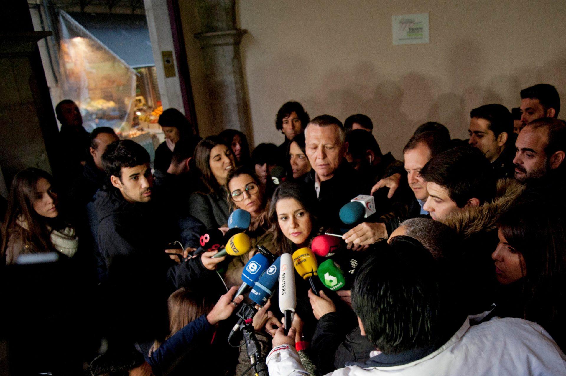 Elecciones catalanas. Inés Arrimadas