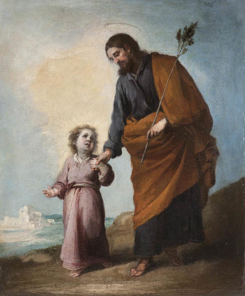murillo-cuarto-centenario-nacimiento-bartolome-santo-savilla-san-jose-coleccion-bbva