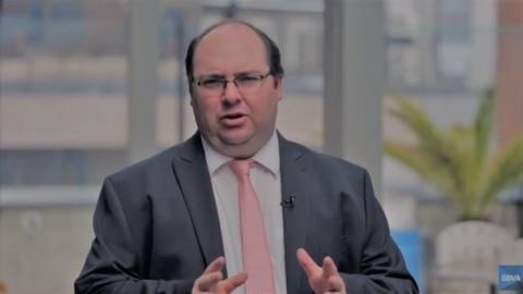 Alejandro Reyes, economista principal de BBVA, analiza el alcance de la decisión del Banco de la República