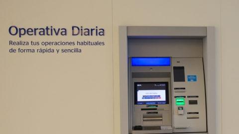 1. ATM BBVA Spain