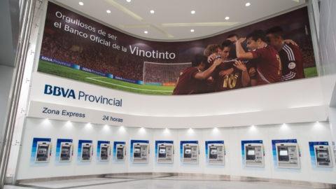 ATM BBVA Provincial