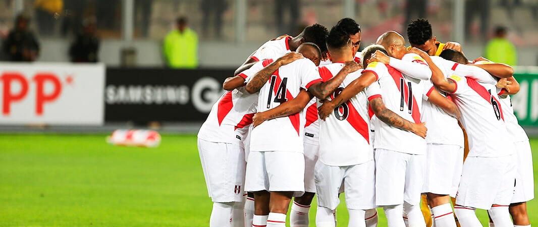 Selección Peruana CompromisoFútbolPeruano