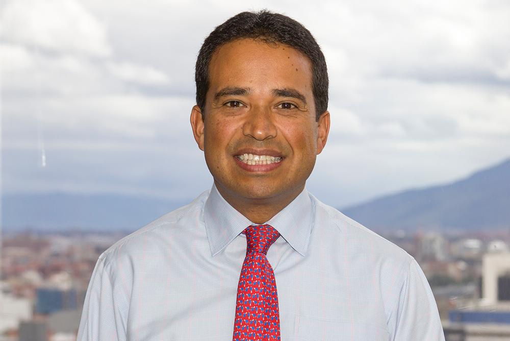 Hernando Rodríguez, VP Dirección de Redes BBVA Colombia