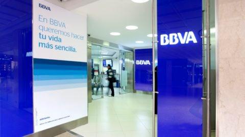 6. Interior of Office, BBVA Colombia