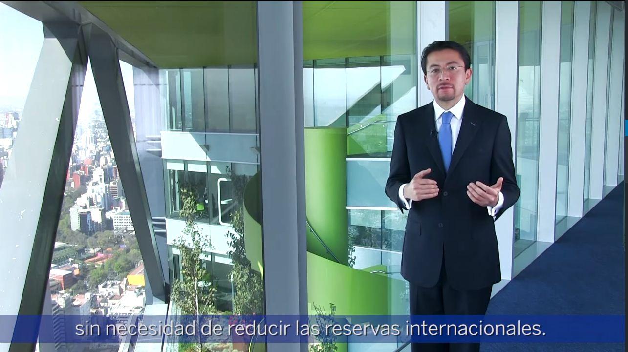 Subasta de coberturas cambiarias Iván Martínez Urquijo