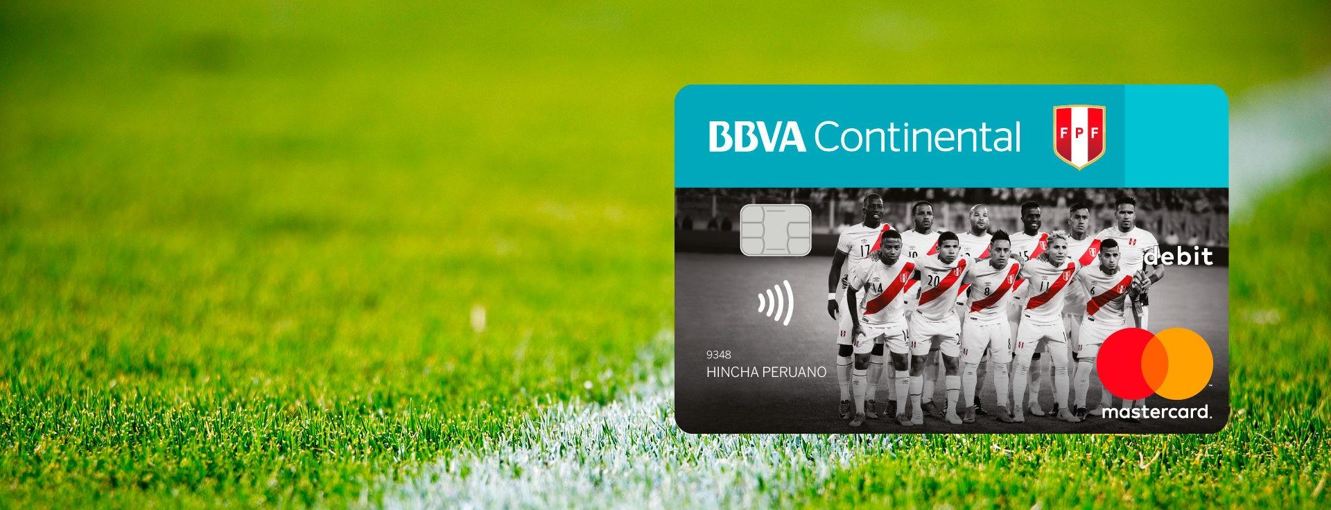 Tarjeta de la Selección BBVA Continental