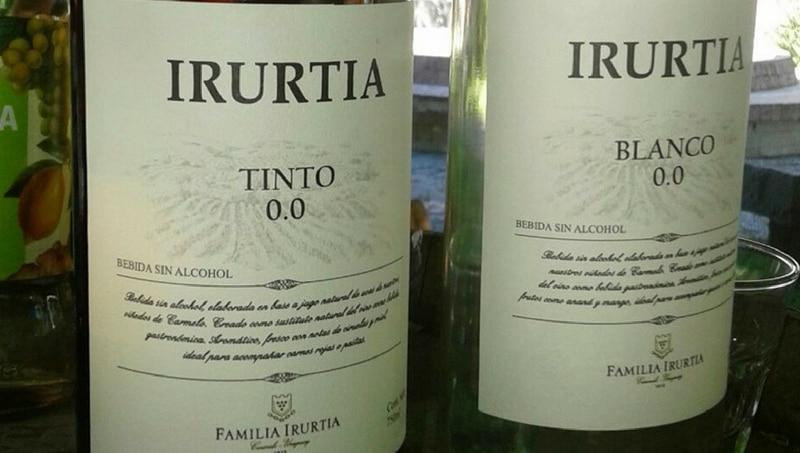 Vino Ururtia, Uruguay
