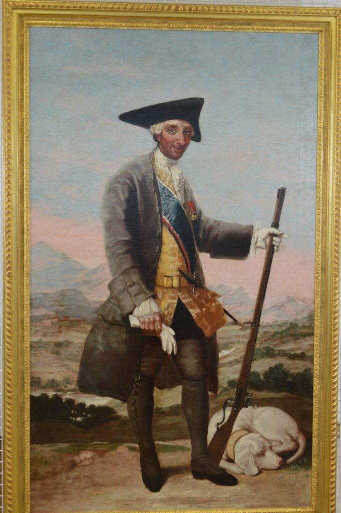 CarlosIII-cuadro-restaurado-coleccion-bbva