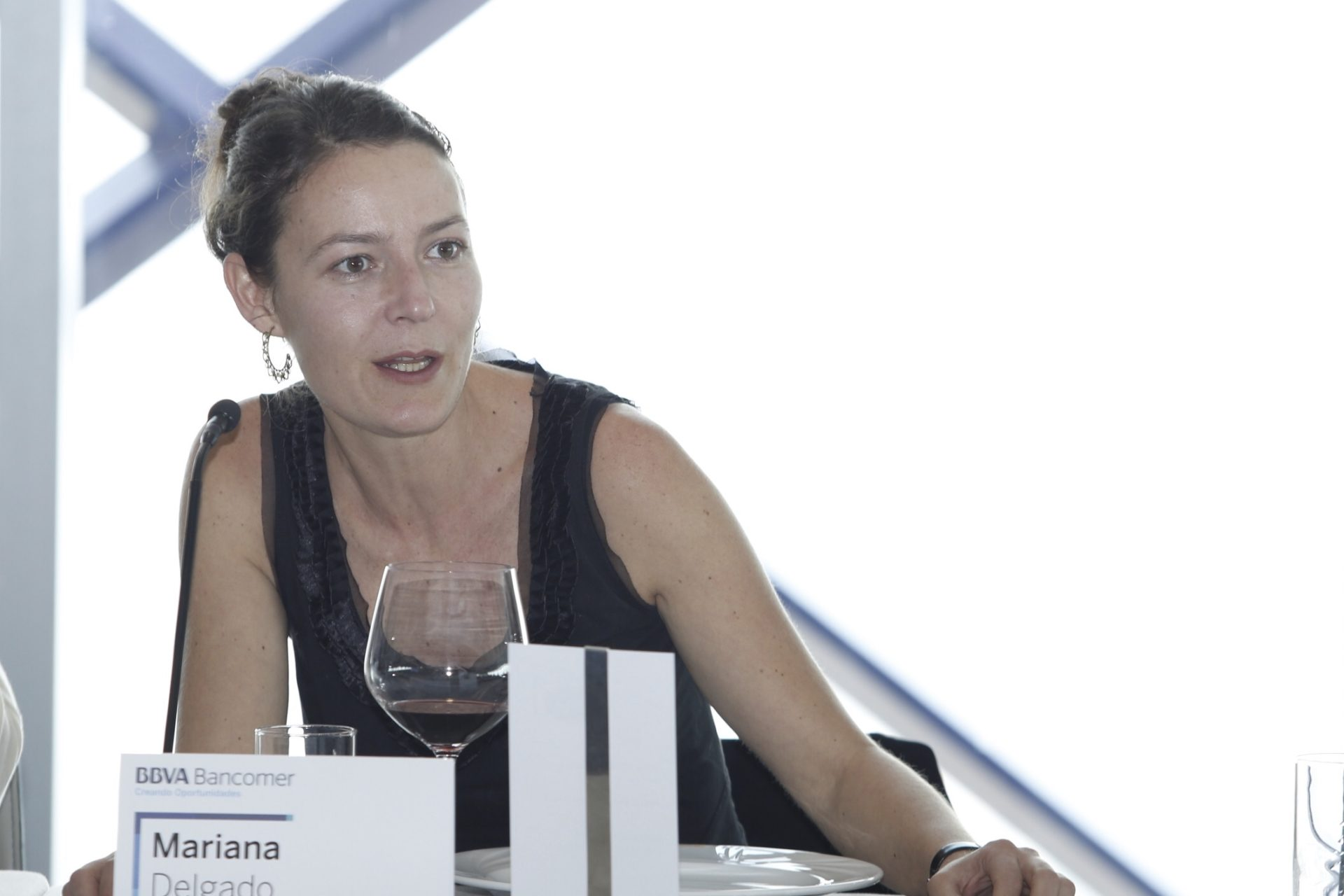 Mariana de CCD Fundacion Bancomer