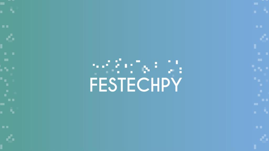 LOGO FESTECHPY 2018