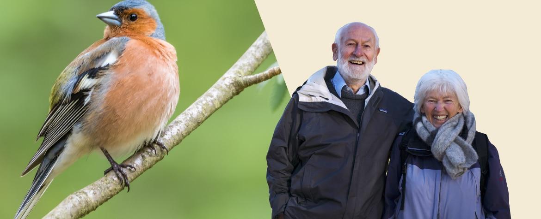 Imagen de Rosemary y Peter Grant, Premio Fundación BBVA Fronteras del Conocimiento en Ecología
